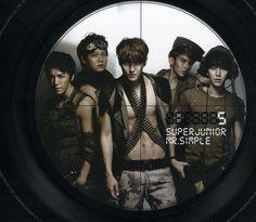 Super Junior - Vol. 5-Mr.Simple