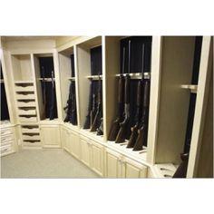 My kinda walk-in closet!
