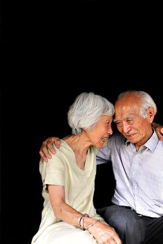 These sweet soulmates:   20 Real-Life Couples Who Prove True Love Can Last A Lifetime