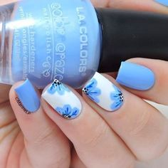 Best Spring Nails - 44 Best Spring Nail Designs for 2018 - Nail Favorites #naildesigns #springnaildesigns