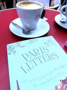 Paris Letters is on the New York Times Best Seller list!