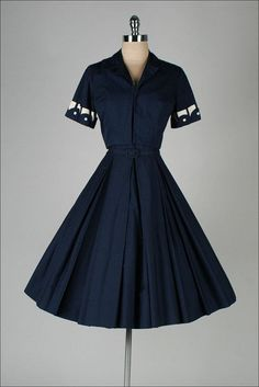 r e s e r v e d /// vintage 1950s dress . MYRON HERBERT . cotton 2-pc set . 3284