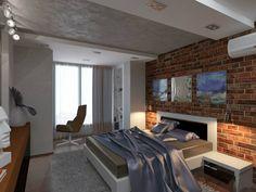HOUSE INTERIOR | Bedroom interior design: loft bedroom | http://house-interior.net   #loft #loftbedroom #bedroom #bedroomdecor #design #decor #decoration #interior #interiordesign #homedecor #home #homedesign