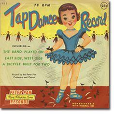 Peter Pan Records, Tap dance Record