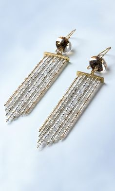 Earrings with Swarovski® Crystal Beads and Components - Fire Mountain Gems and Beads