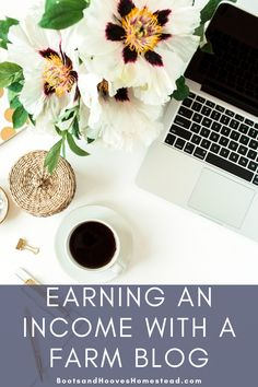 Earning an income with a farm blog. How to get started with blogging for beginners. Blogging is a great source of income on the homestead. #farmlife #blogging Vegan Kitchen, Kitchen Recipes, Farm Lifestyle, Recipe From Scratch, Natural Cleaners, Natural Living, Simple Living, Diy Cleaning Products, The Ranch