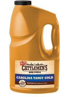 Cattlemans Gold Sauce 1 Gallon ** Check out this great product.