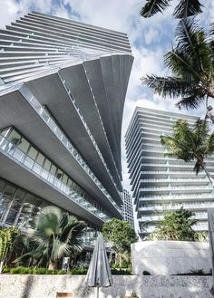a tour of BIG\'s grove at grand bay in miami with bjarke ingels designboom