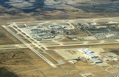 MCI Mid Continent Kansas City International Airport, Kansas City, MO