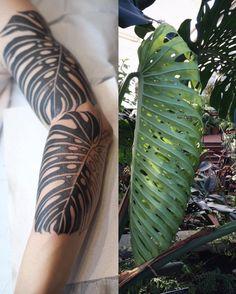 Research & process. (at East River Tattoo) Weird Tattoos, Leg Tattoos, Black Tattoos, Body Art Tattoos, Tribal Tattoos, Leg Sleeve Tattoo, Calf Tattoo, Full Sleeve Tattoos, Get A Tattoo