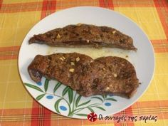 Great recipe for Baked liver. A light recipe for liver that eliminates most of its odour. Recipe by spiridou Beef Liver, Fatty Liver, Baked Liver Recipes, Greek Recipes, Light Recipes, Lamb Liver Recipe, Cooking Time, Cooking Recipes, Kitchens