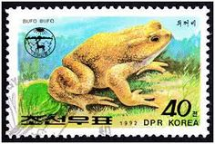 stamps of Korea