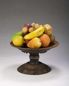 stone fruit: Treenware compote.