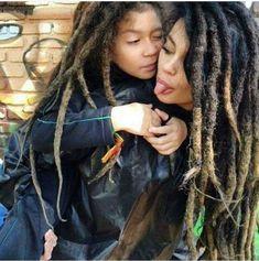 Short Black Women   Best Hairstyle For Black Ladies   Images Of Short Black Hairstyles 20181117 Dreads Styles, Natural Hair Twists, Natural Hair Styles, Natural Dreads, Hair Inspo, Hair Inspiration, Nattes Twist Outs, Beautiful Dreadlocks, Dreadlock Hairstyles