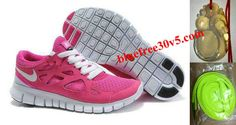 I'm buying this. No questions [prices] asked! Discount Running Shoes, Discount Sneakers, Pink Nike Shoes, Pink Nikes, White Shoes, Nike Free Run 2, Running Sneakers, Sneakers Nike, Cheap Sneakers