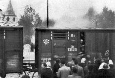 13-14 June 1941, Stalin's Soviet Union NKVD Mass Deportation of Latvian Citizens