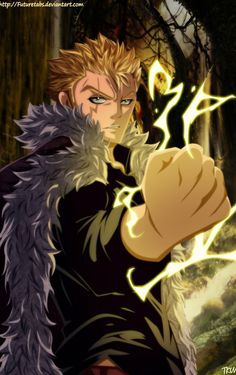 ~ Laxus - Fairy Tail