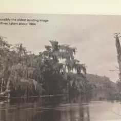 Oldest photo of New River in Fort Lauderdale,FL
