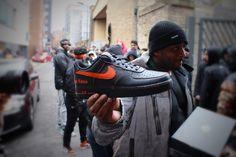 VLONE x Nike Air Force 1 London Drop - Release Recap - EU Kicks: Sneaker Magazine