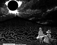 Manga Art, Manga Anime, Kentaro Miura, Close My Eyes, Berserk, Good Manga, Horror Art, Jojo Bizarre, Fantasy World
