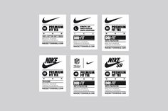 Nike Global Label System on Behance