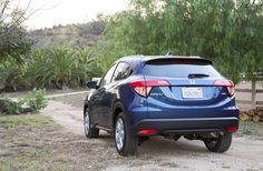 The #Honda #HRV loves to find it's own path.