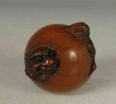 Antiques, Regional Art, Asian, Japanese, Netsuke and Related | Trocadero