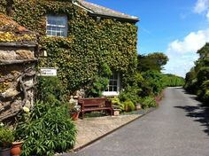 The Garrack Hotel St Ives Cornwall Pet Friendly Holiday Accommodation In England