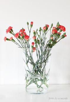 Happy Flowers @ Shhh, it's a secret! -blog