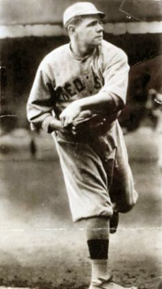 Babe Ruth of the Red Sox