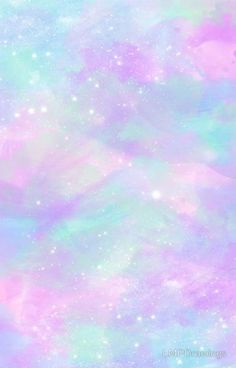Pastel Galaxy Phone Case