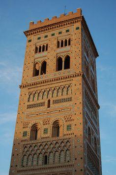 Torre de San Martín (Teruel).