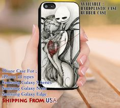 Sewing The Nightmare Before Christmas iPhone 6s 6 6s  5c 5s Cases Samsung Galaxy…