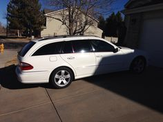 Mercedes wagon on pinterest mercedes benz audi rs6 and for Mercedes benz e500 station wagon