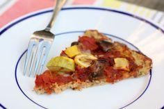 Pizza saudável Sabia que é possível comer pizza sem culpa? Isso mesmo, já existem várias receitas saudáveis de pizza