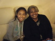 Jaden & Grandma Deonne