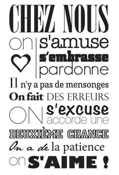 New quotes friendship inspirational people ideas Quote Citation, French Quotes, Wall Stickers Home, The Words, Statements, Learn French, Positive Attitude, Friendship Quotes, Mantra