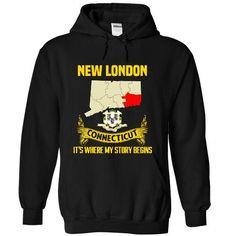 NEW LONDON - ITS WHERE MY STORY BEGINS! T-SHIRTS, HOODIES, SWEATSHIRT (38.99$ ==► Shopping Now)
