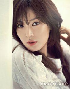 Kim So Yeon - Marie Claire Magazine April Issue 2014