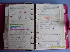 MAMMA STRESSfilofaxATA: 8-10-2012/14-10-2012 filofax settimana