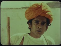 The music of film was given by folk musicians of Rajasthan
