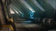 Sci Fi Concept01 by Razorb