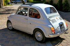 1968 FIAT Abarth 595 SS