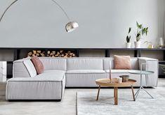 Living Room Sofa, Living Room Decor, Decor Interior Design, Interior Decorating, Modular Sofa, Home Projects, Interior Inspiration, New Homes, House