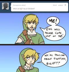Link talk