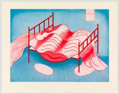 """""""Art is a guarantee of sanity."""" - Louise Bourgeois, born today in 1911."""