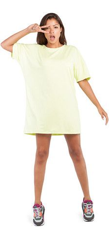 LIME T-DRESS T Dress, Lime, Shopping, Collection, Dresses, Fashion, Vestidos, Moda, Lima