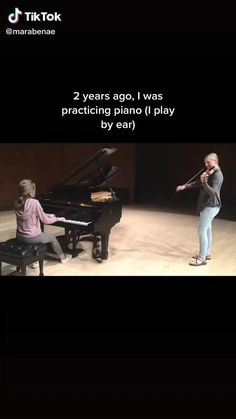 She was practicing piano when this violinist appeared. Mood Songs, Music Mood, Pop Music, Sweet Stories, Cute Stories, Playlists, Human Kindness, Touching Stories, We Will Rock You