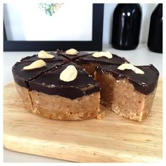 Snickers Cake < Sugar Free Sweets & Treats < Recipes | Coconut Magic
