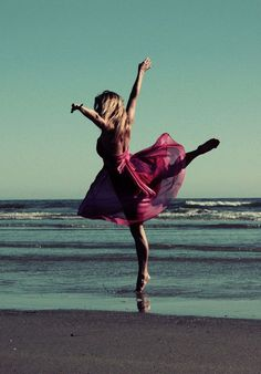 Tanz ist die Kunst, die die Seele der Menschen berührt...